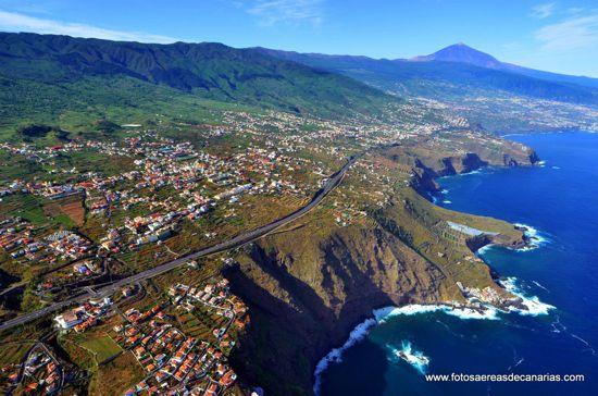 _Costa de Acentejo - Fotos Aereas de Canarias