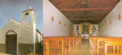 _Ermita San Bartolome - Visita Canarias