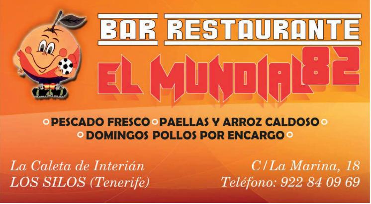 LOS SILOS - restaurante el mundial 82