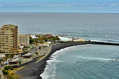 Playa Martianez -Puerto de la Cruz