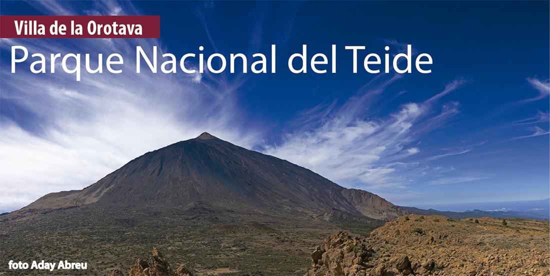 Parque Nacional del Teide, Patrimonio de Humanidad, Tenerife, Canarias