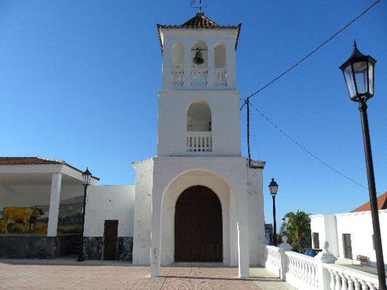 _Ermita de San Isidro - Parroquias del Tanque