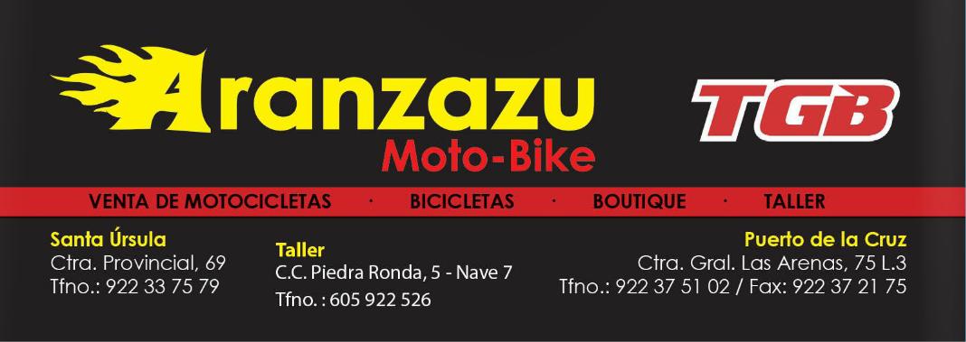 SANTA URSULA - aranzazu moto-bike