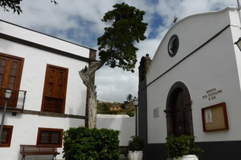 Plaza y Ermita de Santa Catalina