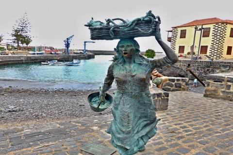 La Pescadora – Puerto de la Cruz