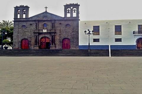 Santuario del Cristo de los Dolores y Ex-convento de San Agustin – Tacoronte