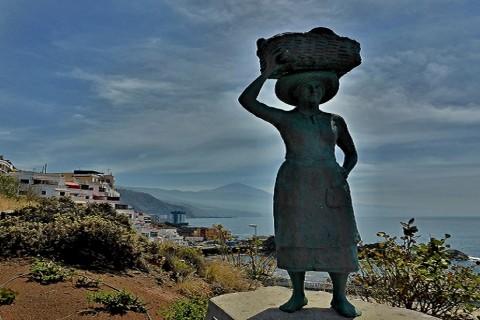Estatua de Pescadora – Tacoronte
