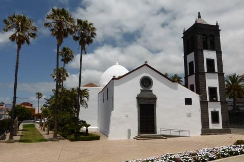 Iglesia de San Pedro Apostol – El Sauzal