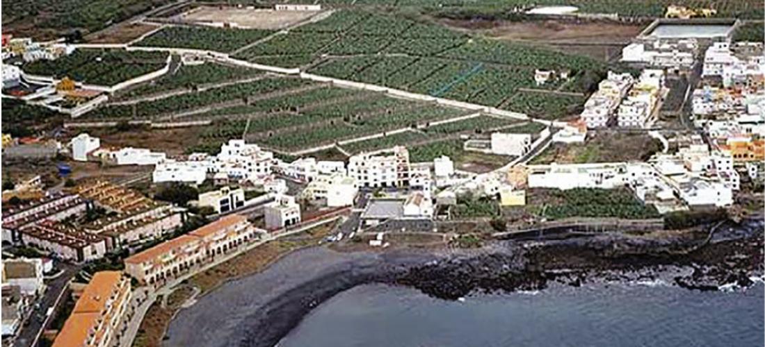 Los Silos, La Caleta de Interián, Ocio, Vive el Norte, Tenerife, Canarias, Costa